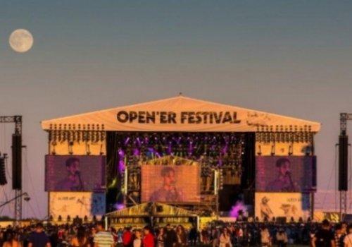 Open'er - Kosmiczna fala muzycznego zjednoczenia