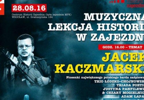 Polski rock lat '80 w Centrum Historii Zajezdnia!